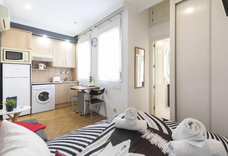 DOBO HOMES DELICIAS APARTMENT I, Madrid, Apartment, 1 Schlafzimmer, Eigene Küche