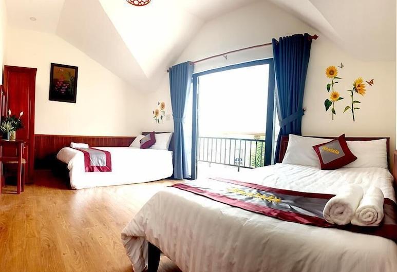 Shalala villa, Ðà Lat, Doppelzimmer, Zimmer
