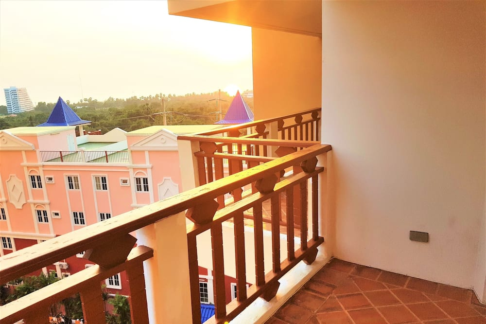 Apartment, Berbilang Katil - Balkoni