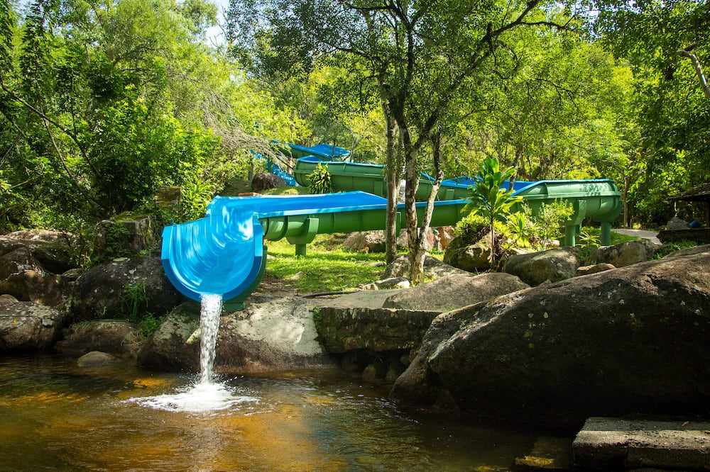 מגלשת מים