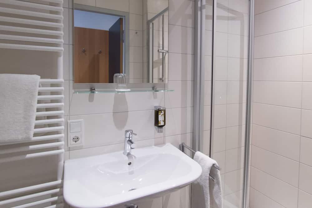 Стандартный одноместный номер - Ванная комната