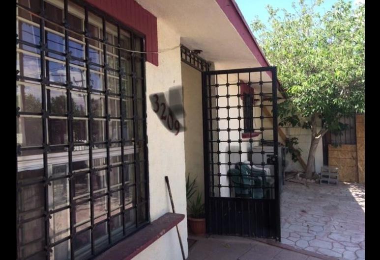 Casa de Huéspedes Blanquita Consulado, Ciudad Juarez, Terrace/Patio