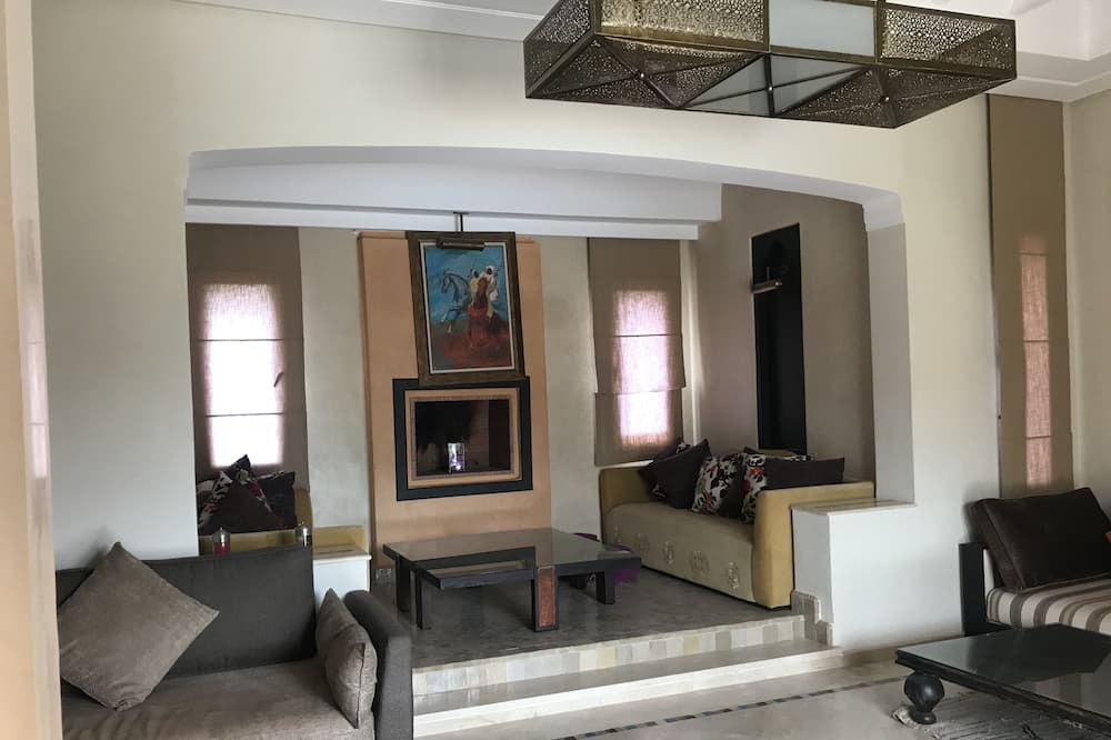 Family Villa, 3 Bedrooms - Living Area