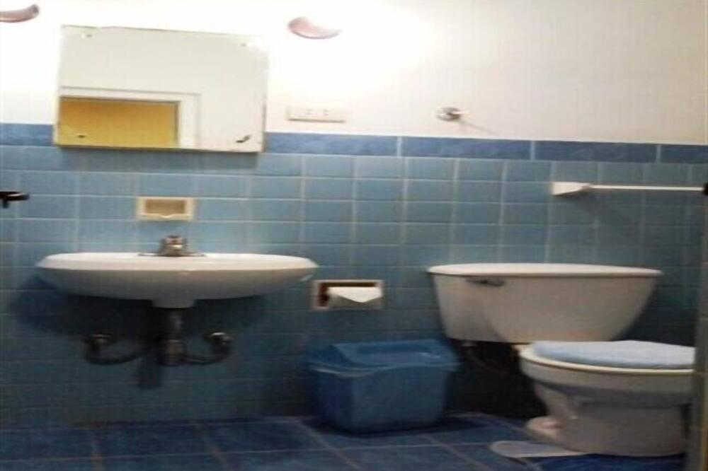 아파트, 슈퍼싱글침대 1개 - 욕실