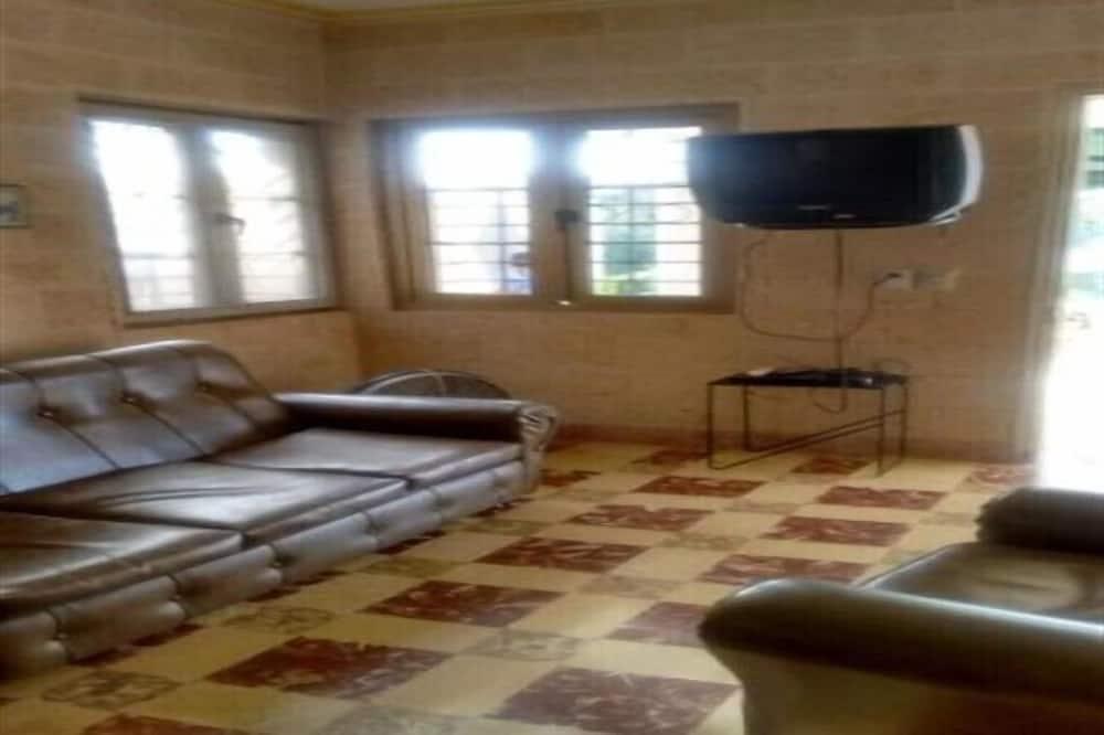 Hus - flera sängar - Gästrum