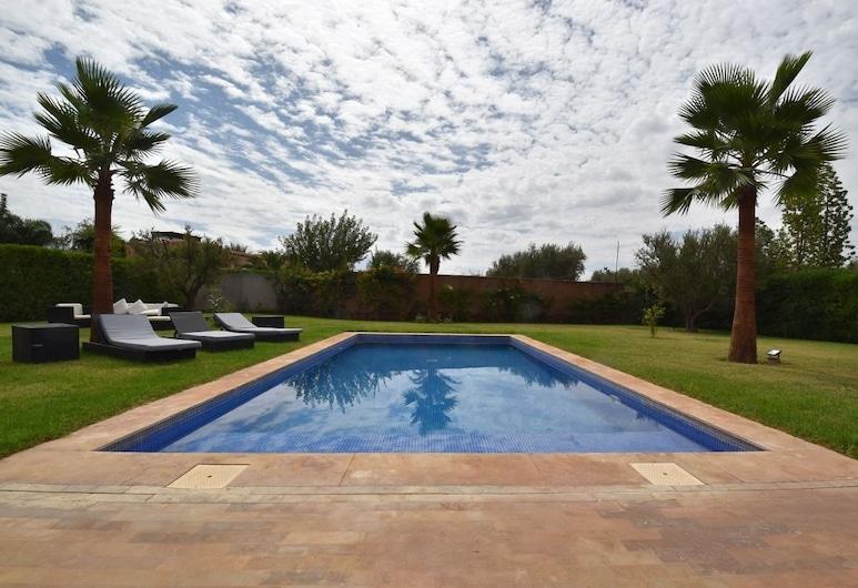 Apple Villa De Luxe 5, Oulad Hassoun, Grand-villa - 3 soveværelser, Privat pool