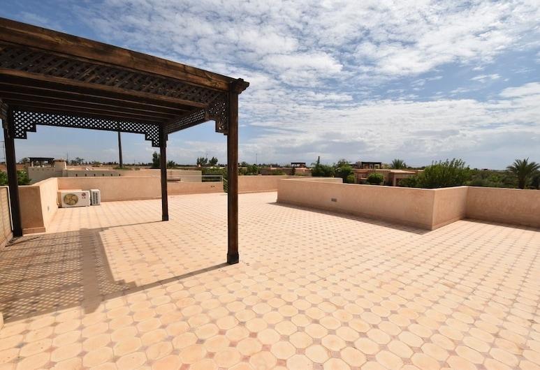 Apple Villa De Luxe 5, Oulad Hassoune, Grand Villa, 3 Bedrooms, Terrace/Patio