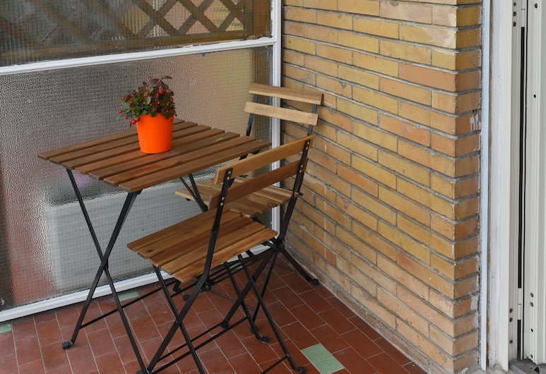 Da Giggetto - Casa Vacanze a Roma, Rom, Family Apartment, 2 Bedrooms, Park View, Balkoni