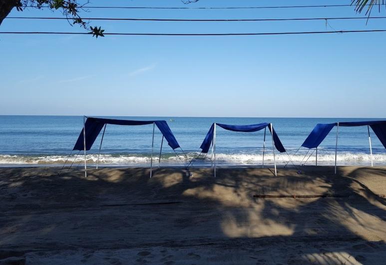 Cabañas Juakianna, Tolu, Praia