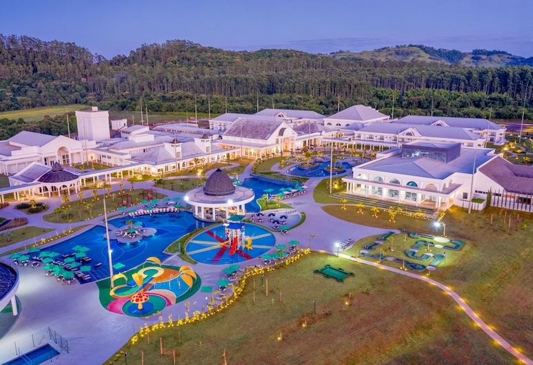 Jardins de Jurema Convention & Termas Resort, Iretama, Skats uz apkārtni