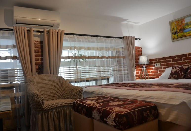 Hotel Varsavca Inn, Moskwa, Apartament typu Junior Suite, Pokój