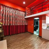 Standard Room (#203, Green) - Living Area