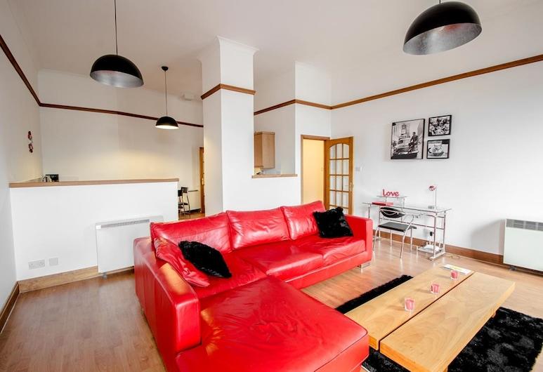 Orange Apartments - 13 Bastille, Aberdeen, Δωμάτιο