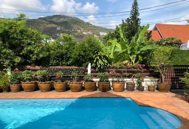 Toby's Health Retreat, Ko Samui, 3-Bedroom Private Pool Villa, Piscine privée
