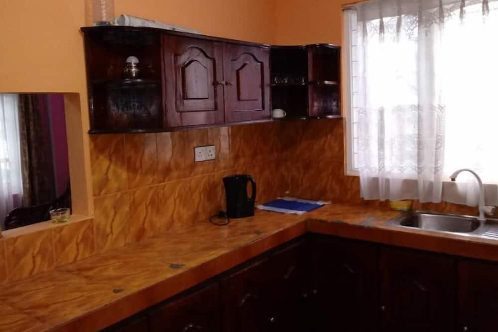 Izba typu Basic, 2 dvojlôžka - Spoločná kuchyňa