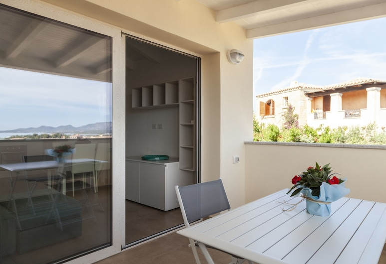 Aria di Vacanza - Azalee, Olbia, Elite-Apartment, 1 Schlafzimmer, Balkon