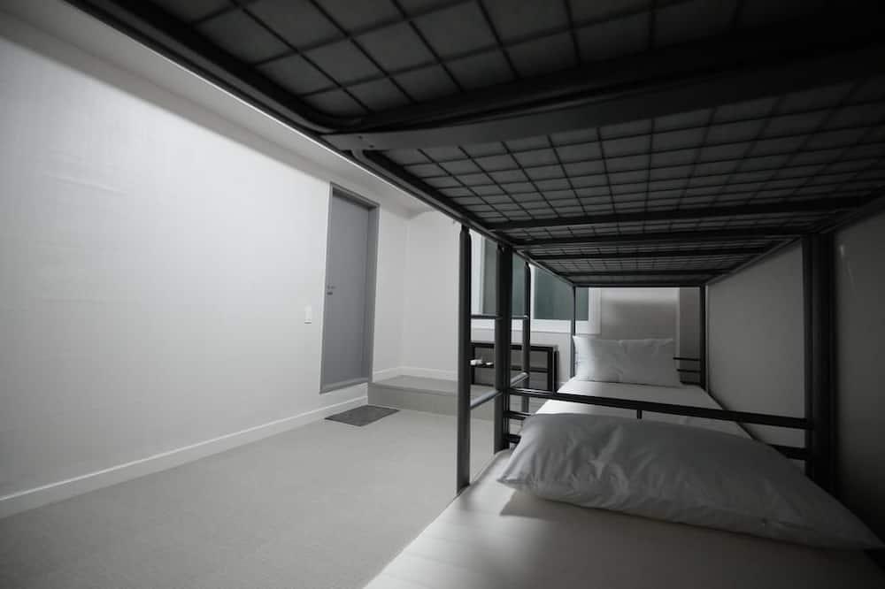 標準四人房, 私人浴室 - 客房