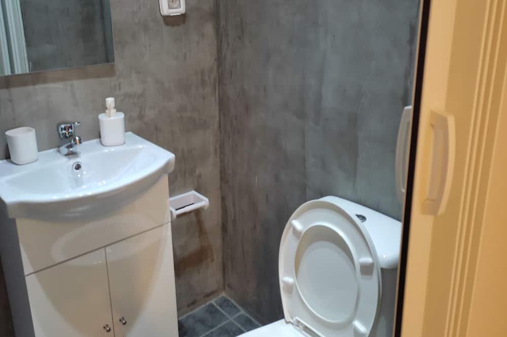 Chambre, 2 chambres, vue cour intérieure - Salle de bain