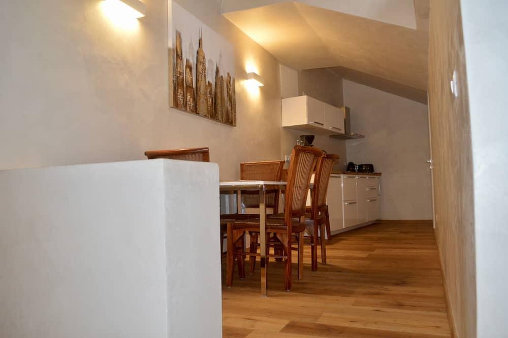 Apartment, 2Schlafzimmer, Seeblick (Gelsomino) - Wohnbereich