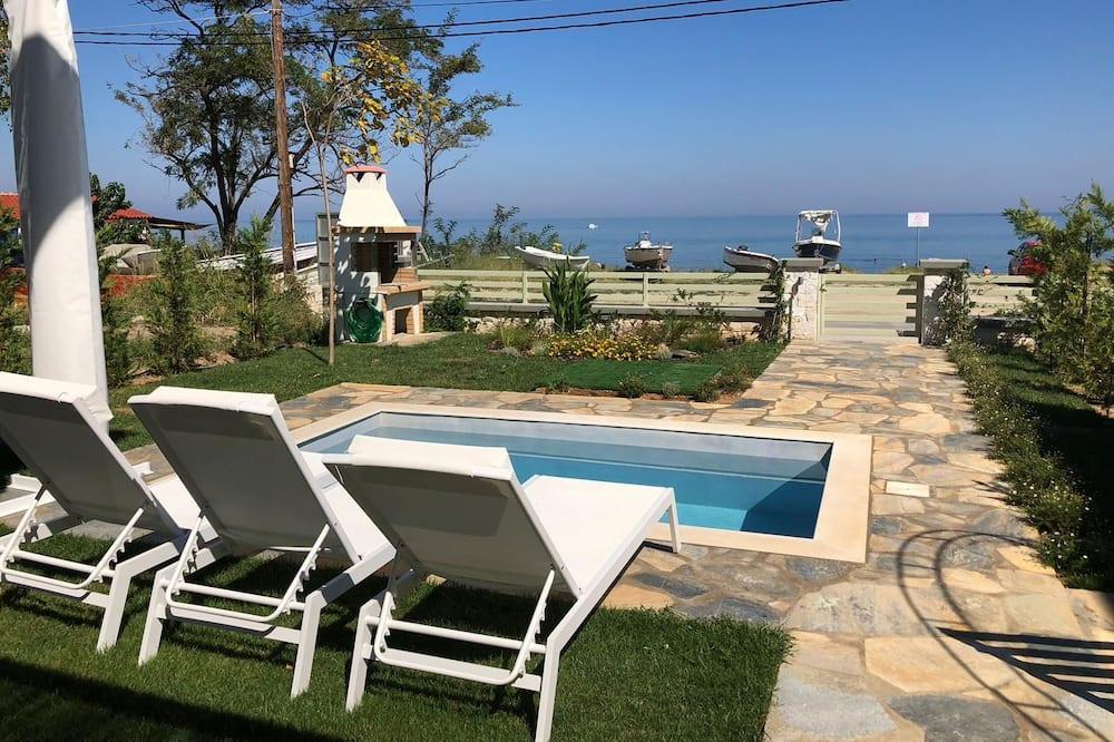 Villa, 4Schlafzimmer, eigener Pool (Athina) - Profilbild