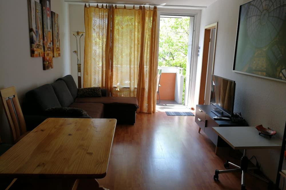 Pilsētklases dzīvokļnumurs, viena guļamistaba (2.Stock) - Dzīvojamā zona