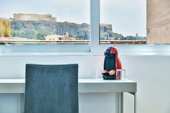 A(z) Aeolos Luxury Suites hotel fényképe itt: Athén