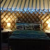 Lều truyền thống, 1 giường đôi, Quang cảnh vườn - Phòng