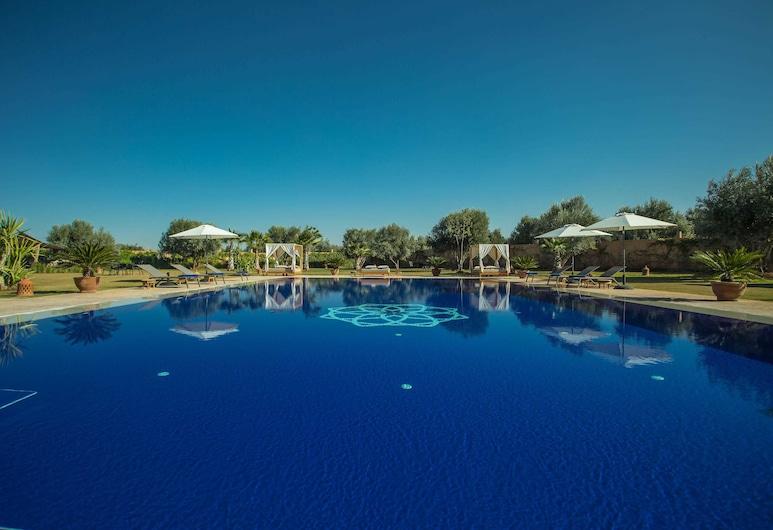 Villa Cocoon, Marrakech, Exclusive Villa, Private Pool, Mountain View, Private pool
