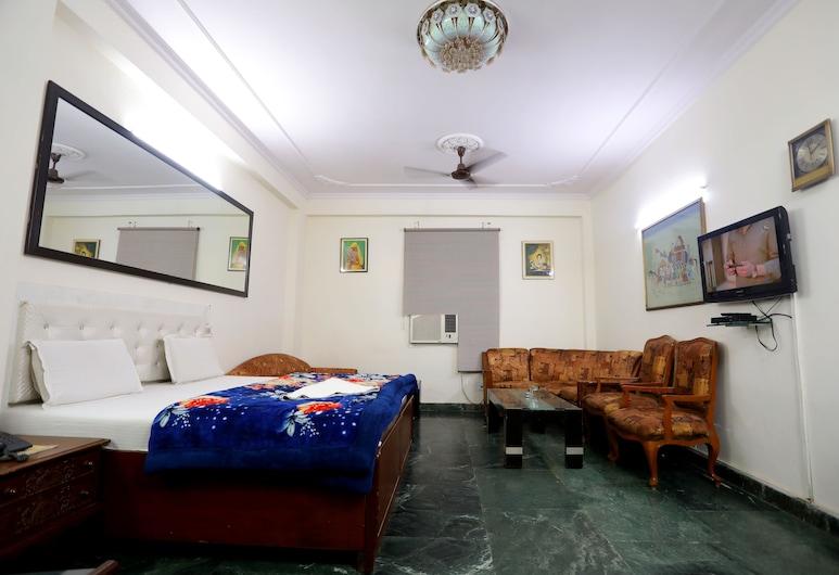 Hotel Swisston Palace, New Delhi, Deluxe kamer, Kamer