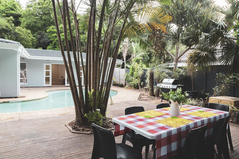 Comfort House, 3 Bedrooms, Non Smoking - Garden View