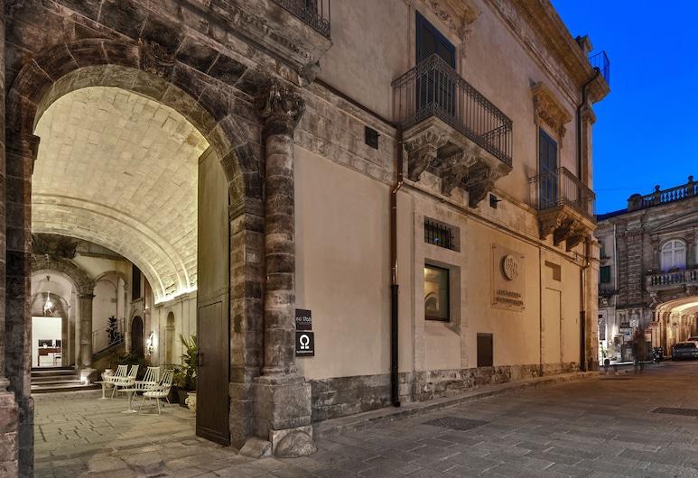 A.D. 1768 Boutique Hotel, Ragusa, Facciata hotel
