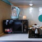 City Apartment - Microwave