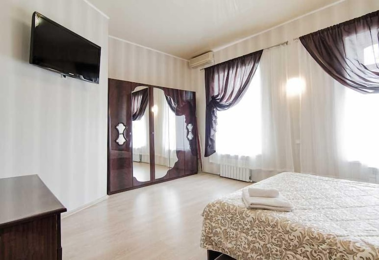 LeonRooms Pokrovskiy 8-4, Odessa, Apartment, 1 Double Bed, Room