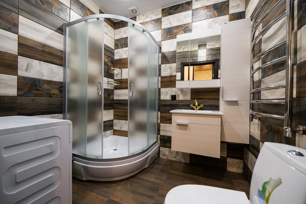 Διαμέρισμα, Περισσότερα από 1 Κρεβάτια - Ντουζιέρα μπάνιου