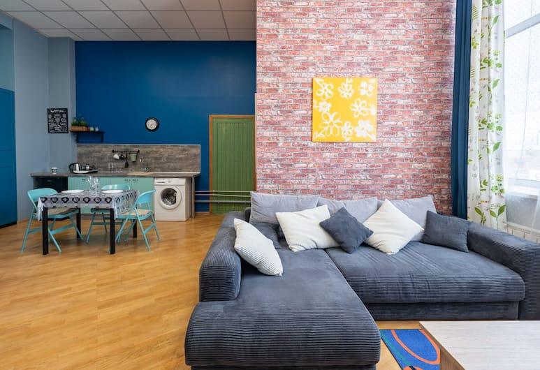 Prime Host apartments Dubrovka 2, Moskwa, Apartament, Powierzchnia mieszkalna