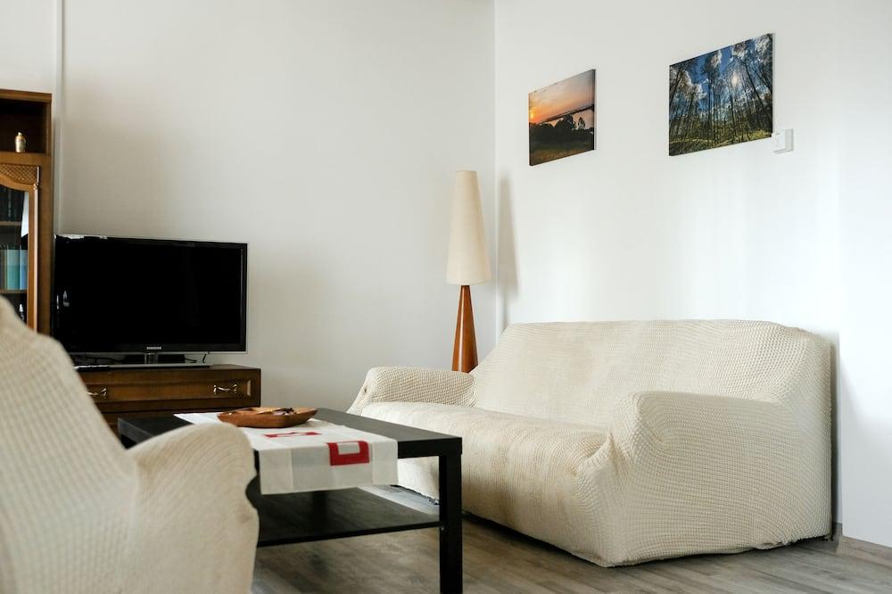 Lägenhet City - flera sängar - Vardagsrum