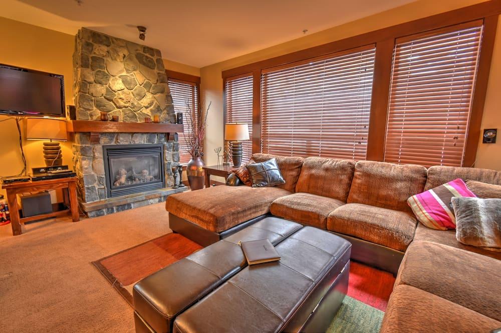 Apartemen Eksekutif, 3 kamar tidur, hot tub (3 Bedroom Executive W/Hot Tub) - Area Keluarga