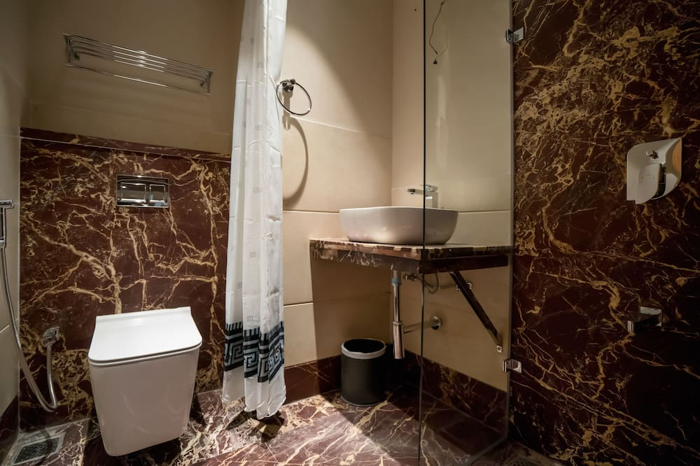 豪華客房, 1 張加大雙人床 - 浴室