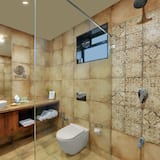 スタンダード コテージ キングベッド 1 台 - バスルーム