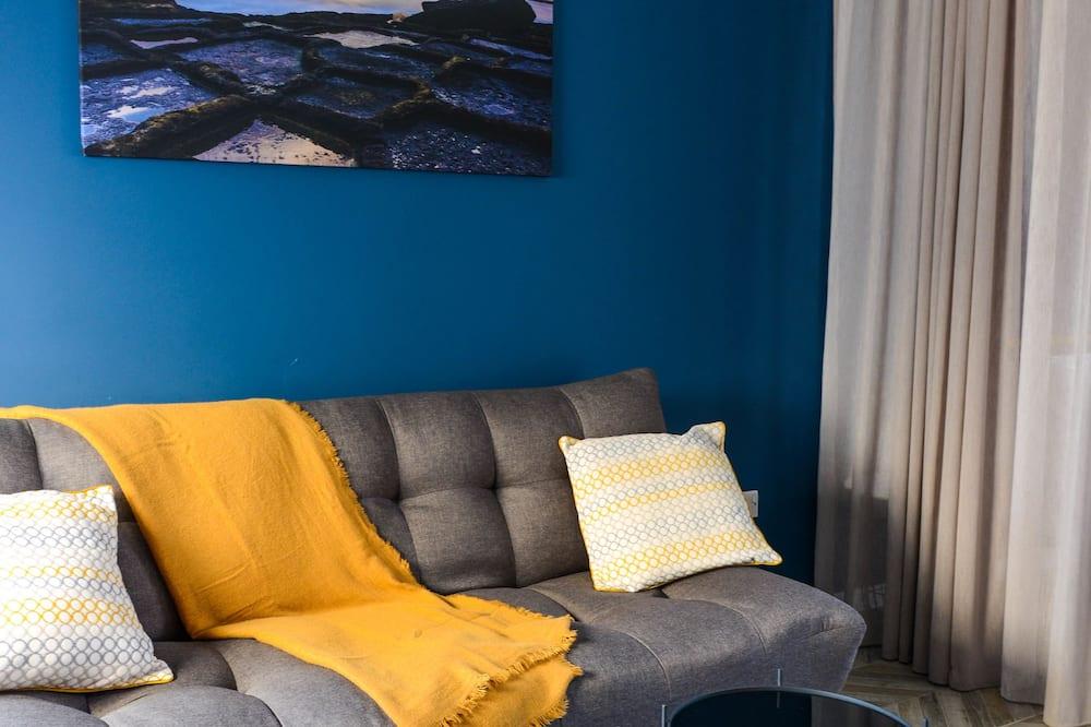 Exclusive-huoneisto, Merinäköala - Oleskelualue