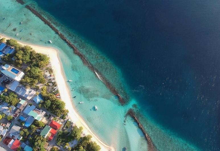 Santa Rosa Maldives, Νήσος Thulusdhoo, Παραλία