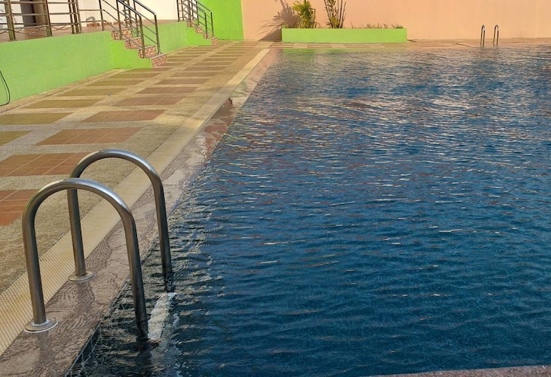 Phuket - Phanason city condo, Wichit, Outdoor Pool