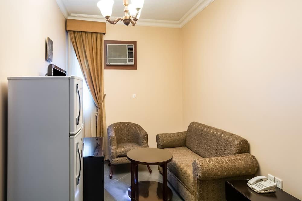 Külaliskorter, 2 magamistoaga - Lõõgastumisala