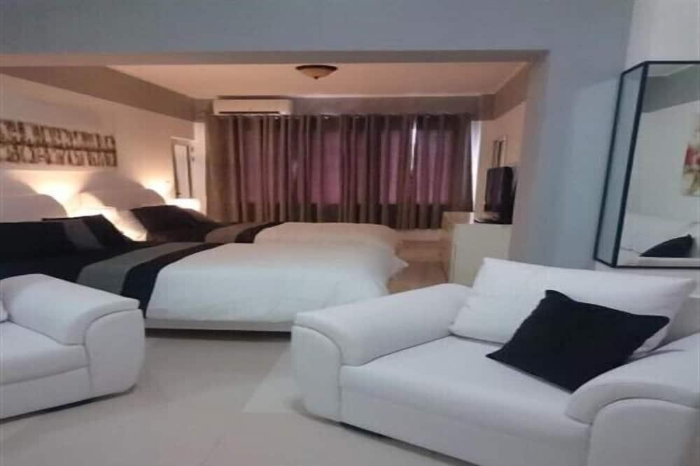 基本公寓, 1 張標準雙人床 - 客房
