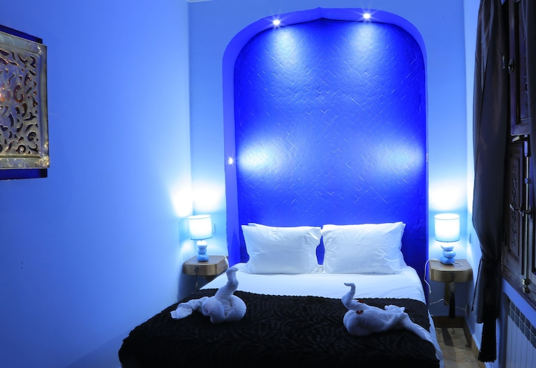 Riad Rêve d'Antan & Spa, Marrakech, Dvojlôžková izba typu Deluxe, Hosťovská izba