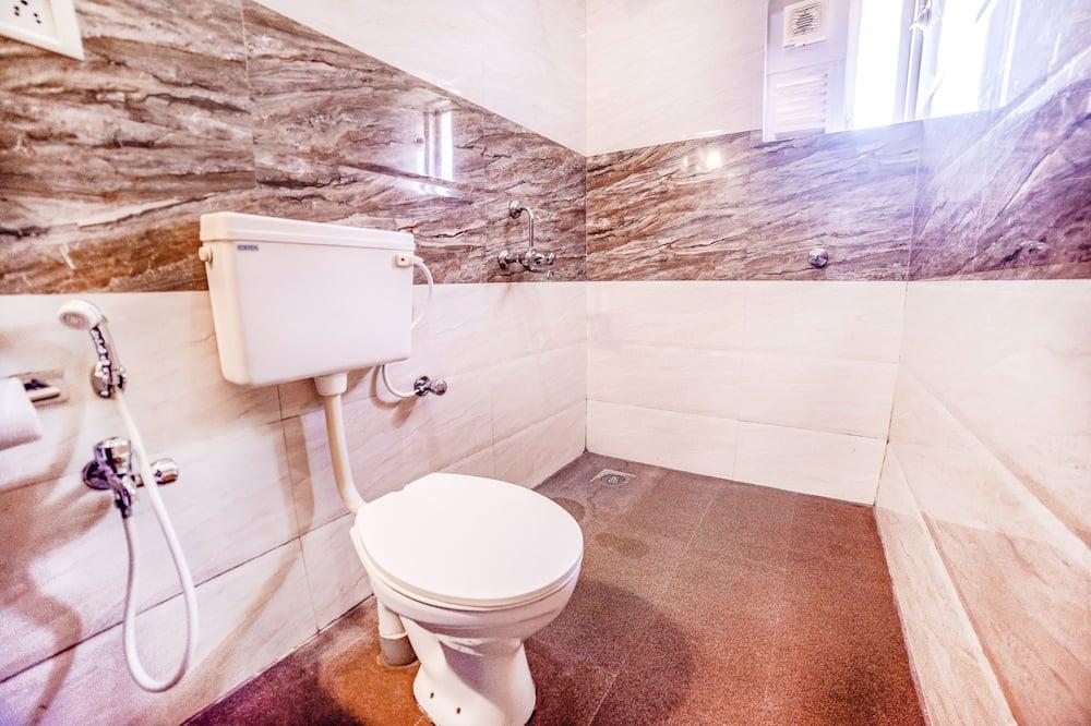 Prémium szoba, 1 king (extra méretű) franciaágy - Fürdőszoba