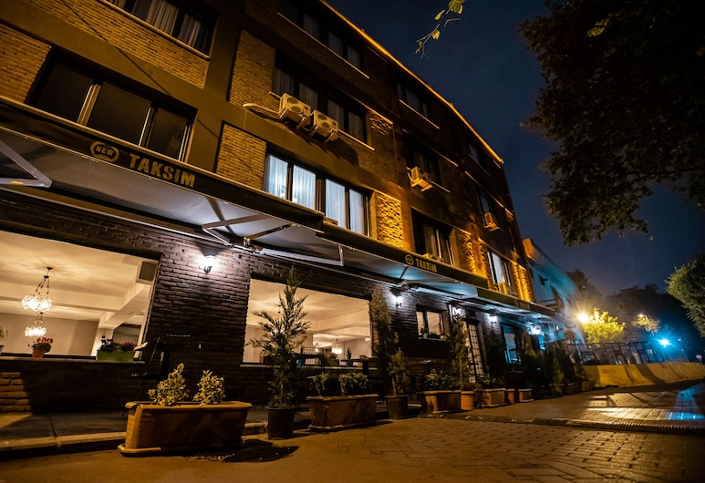 New Taksim Hotel, Istanbul