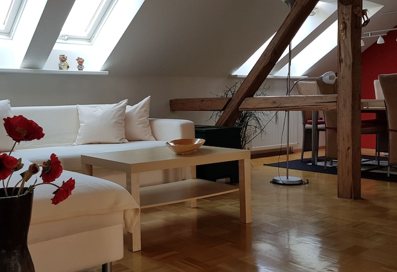 High Quality and Modern Apartment in Plauen, Plauenas, Pagrindinė nuotrauka