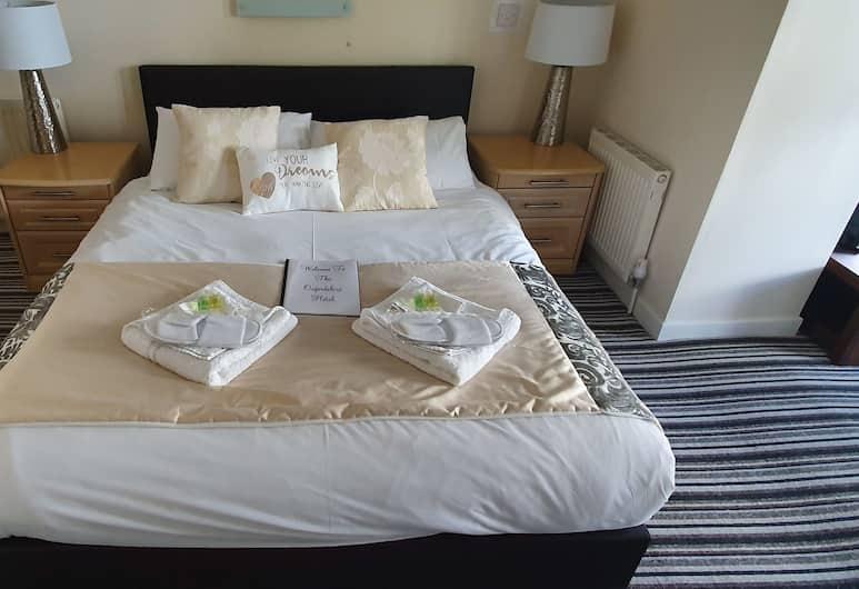 The Oxfordshire Hotel, Blackpool, Suite Deluxe, 1 cama King size, Habitación