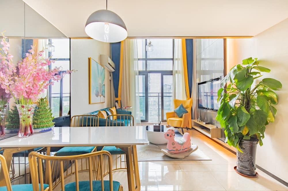 Apartemen, 3 kamar tidur - Area Keluarga